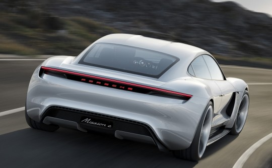 Watch out Tesla: Porsche commits to pure-electric supercar by 2020!