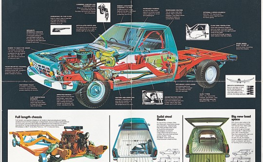 Aussie motoring icons: the Holden One Tonner