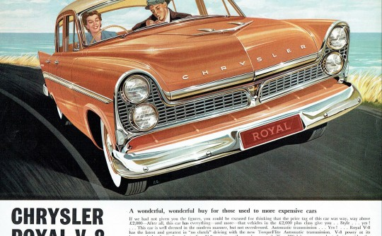 Chrysler Australia: 40 years since its demise
