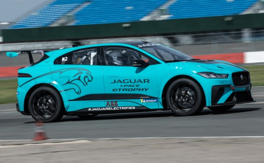 Electric shock: is this the future for touring car racing?