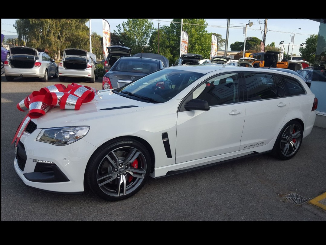 2015 Holden Special Vehicles CLUBSPORT R8
