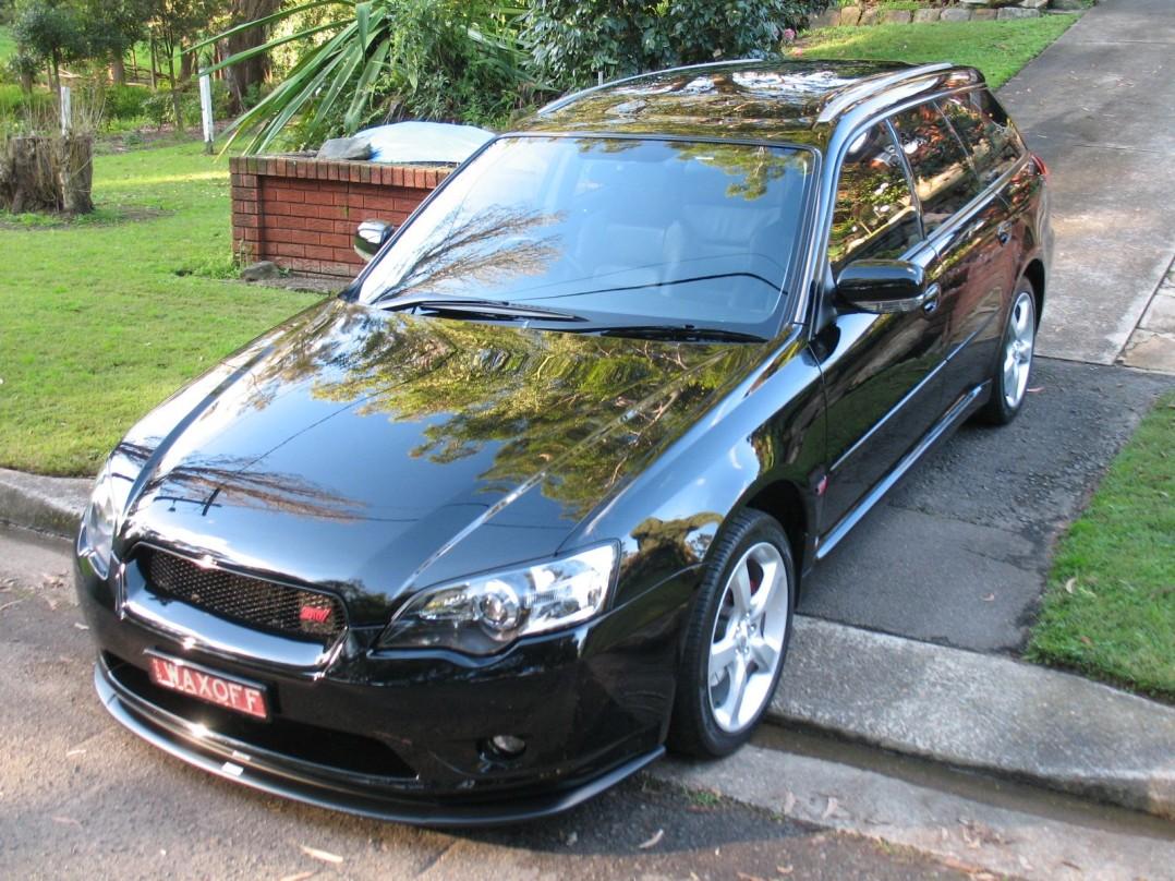 2004 Subaru LIBERTY 2.5i GT PREMIUM (SAT)