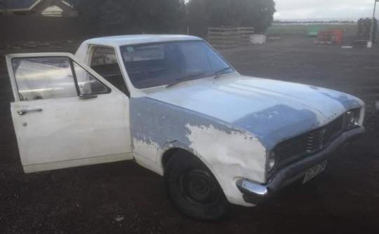 1970 Holden HT