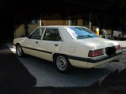 1982 Mitsubishi SIGMA GL
