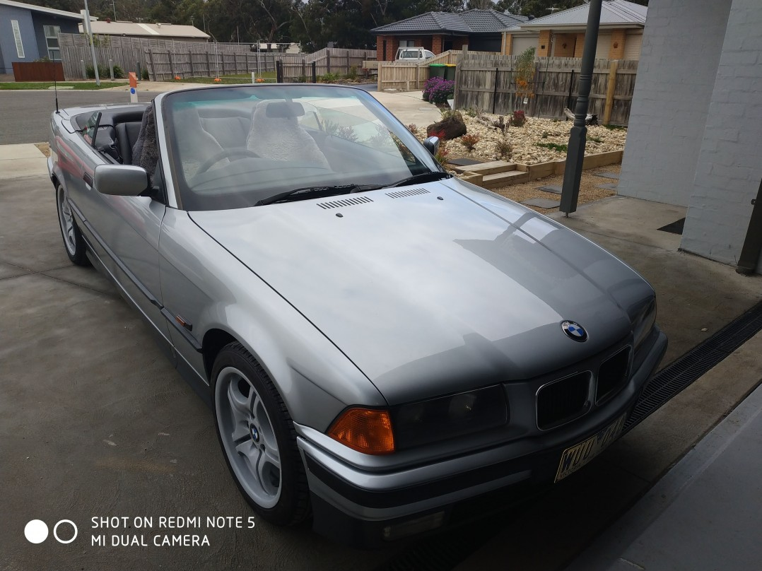 1994 BMW E36
