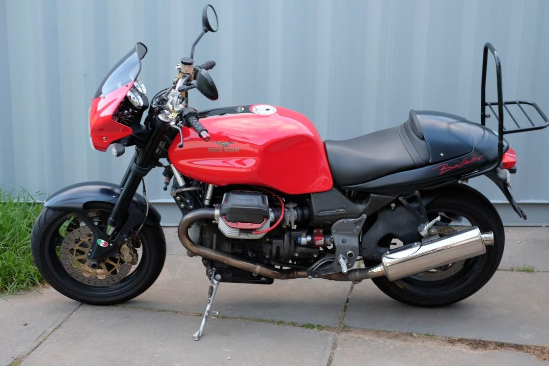 2003 Moto Guzzi V11 Ballabio