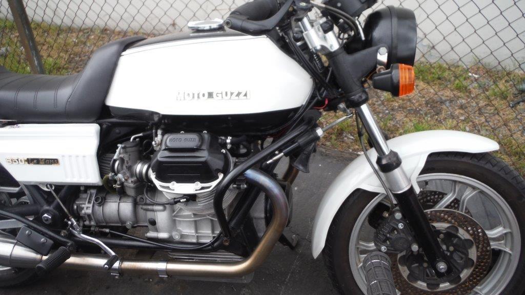1977 Moto Guzzi LeMans