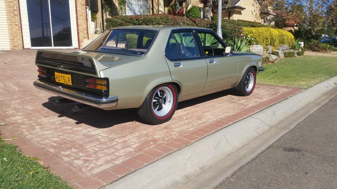 1974 Holden Slr 5000