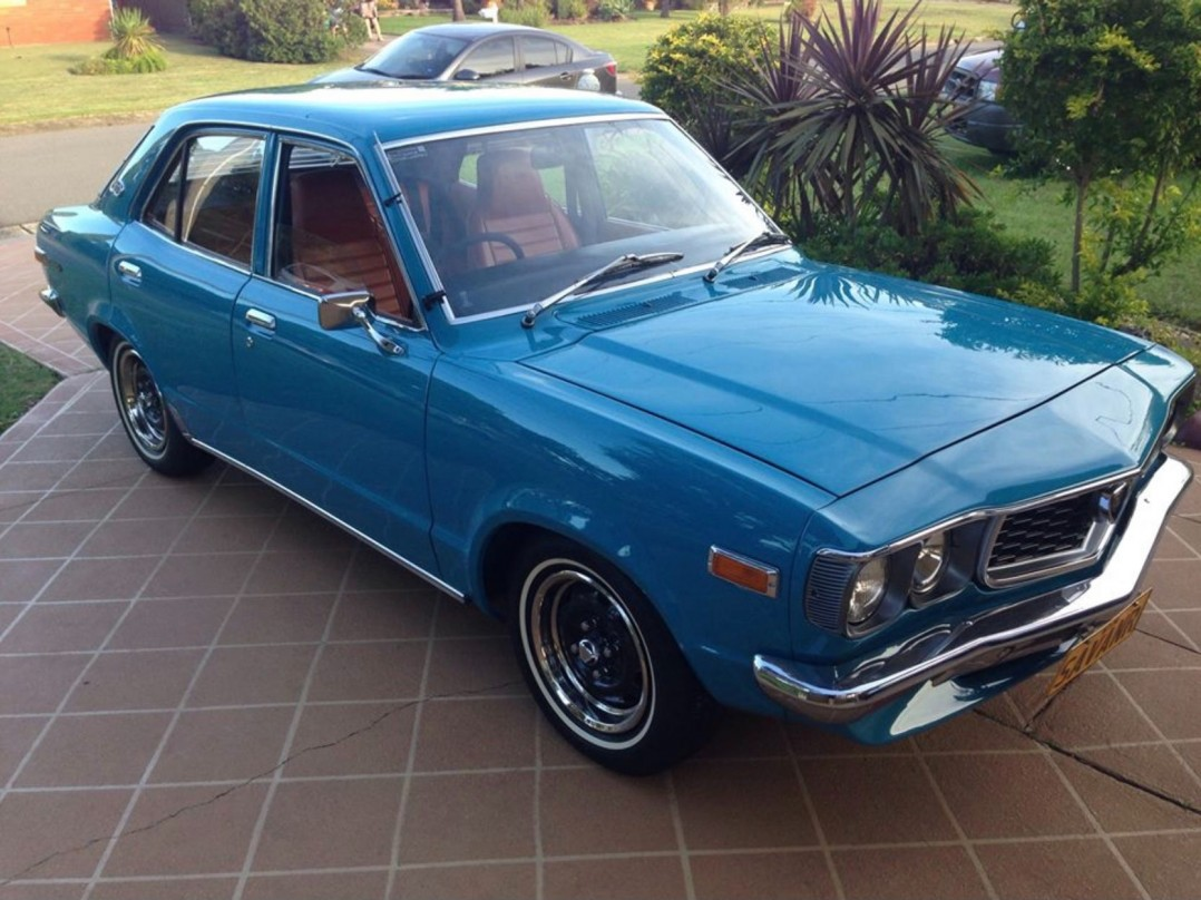 1974 Mazda SAVANNA RX3 SUPER DELUXE
