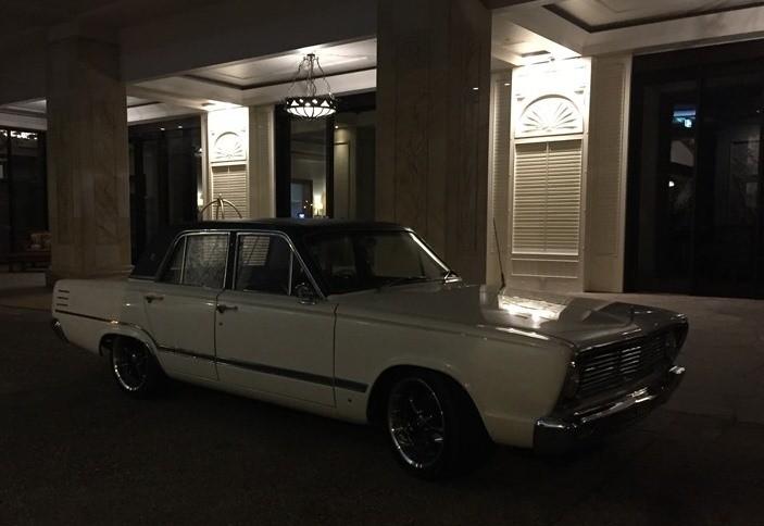 1966 Chrysler VC Valiant V8