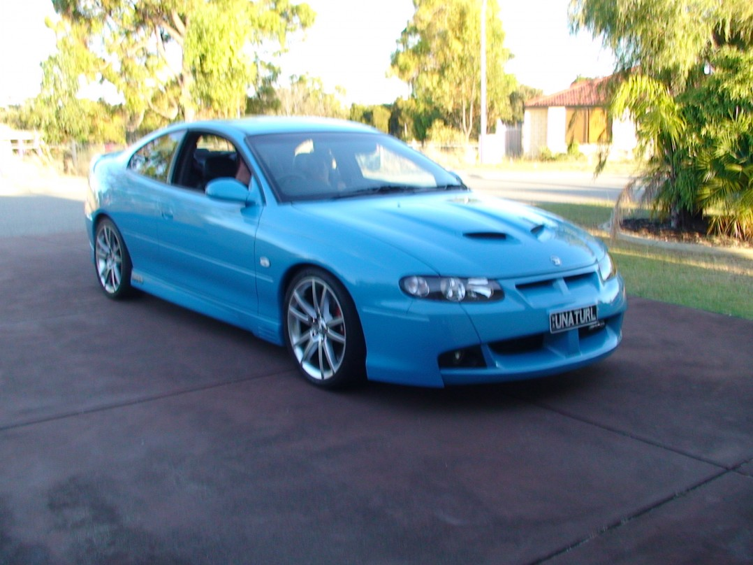2005 Holden Special Vehicles GTO