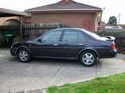 1996 Nissan BLUEBIRD SSS