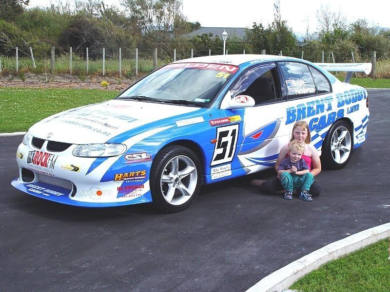 1997 Holden VT