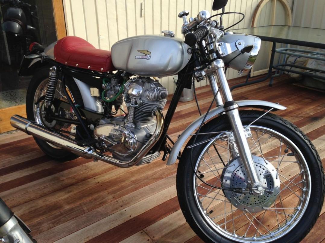 1967 Ducati mark 3