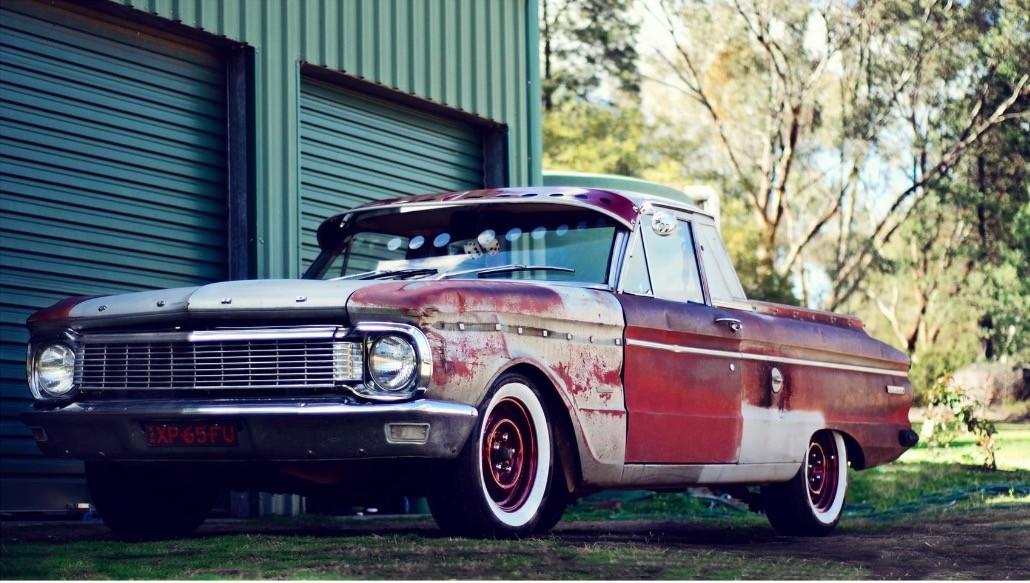 1965 Ford XP FALCON UTE