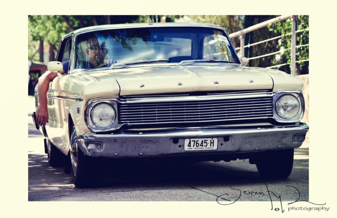 1965 Ford XP falcon coupe