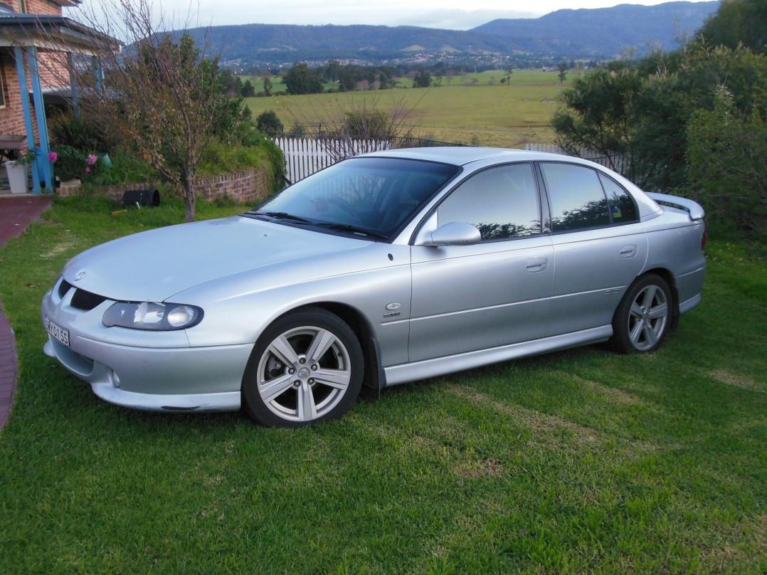 2001 Holden SS