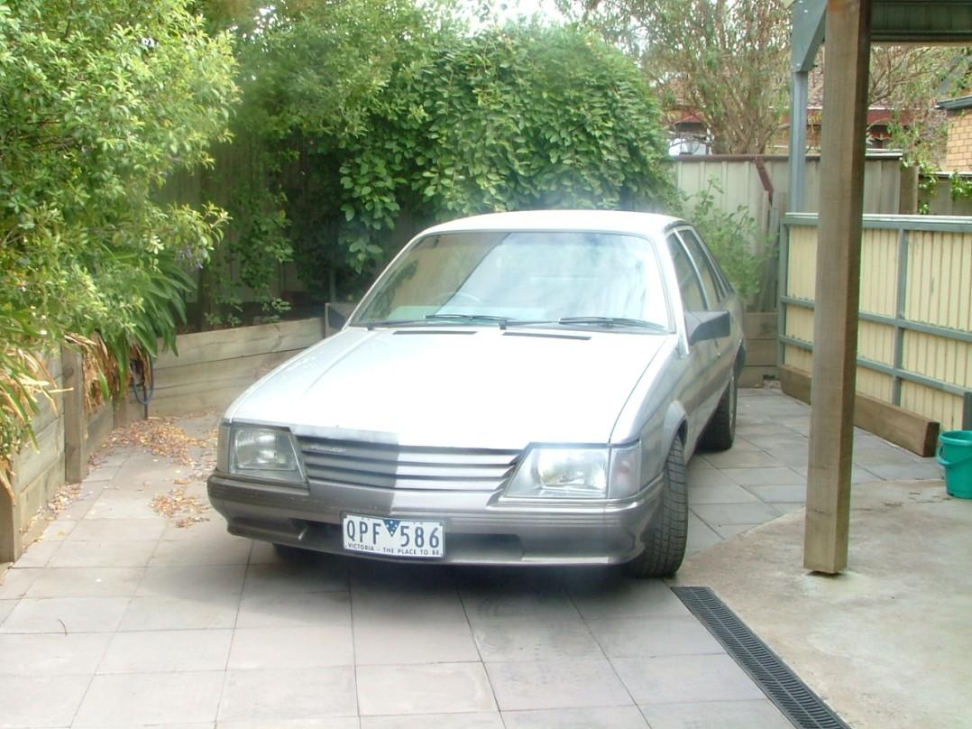 1985 Holden VK Commodore