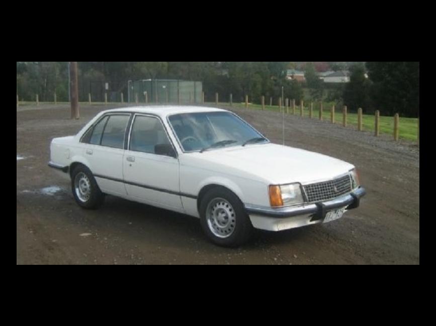 1981 Holden VC Commodore