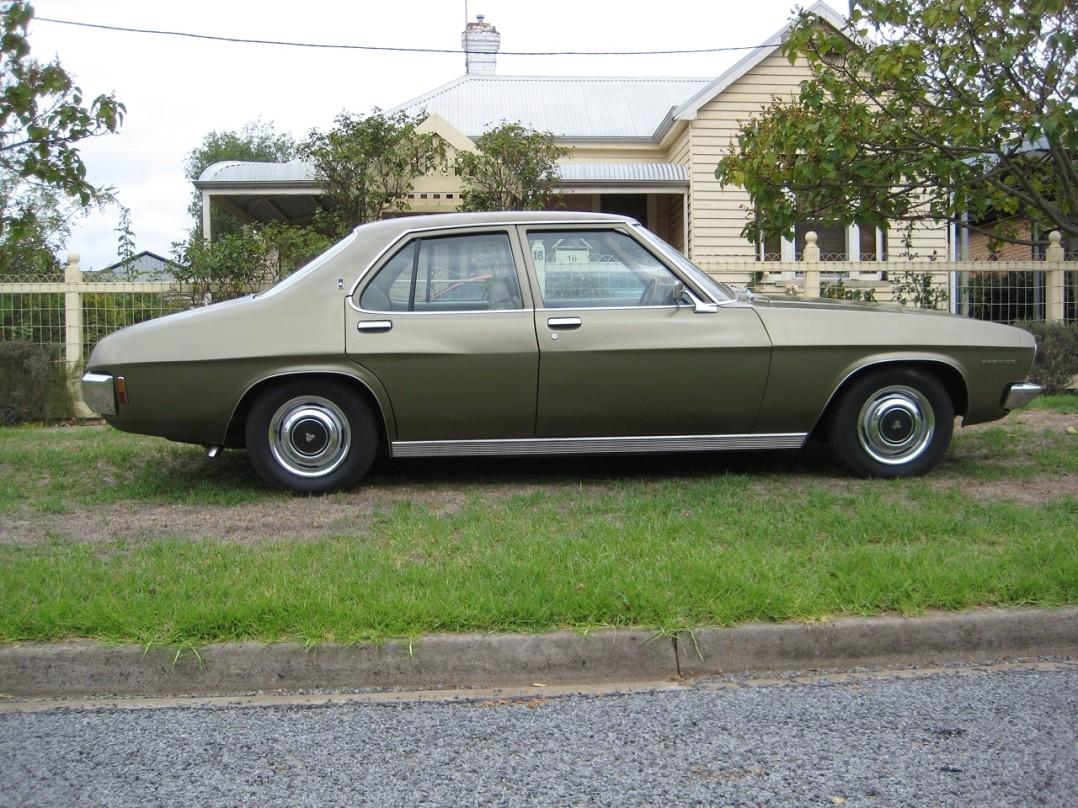 1973 Holden HQ Premier