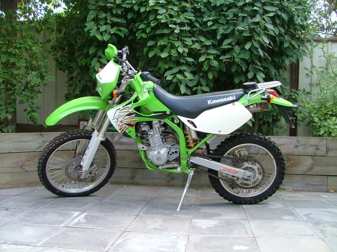 2001 Kawasaki KLX-300