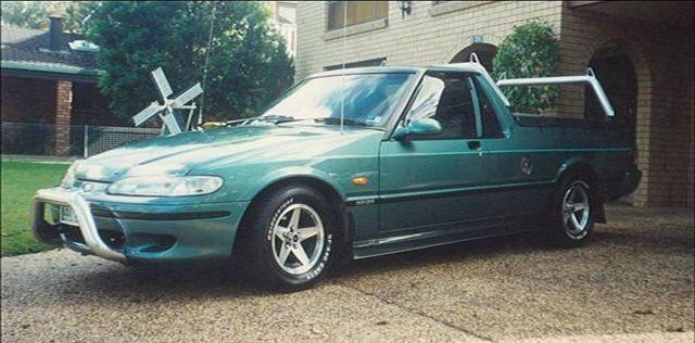 1997 Ford XH Falcon