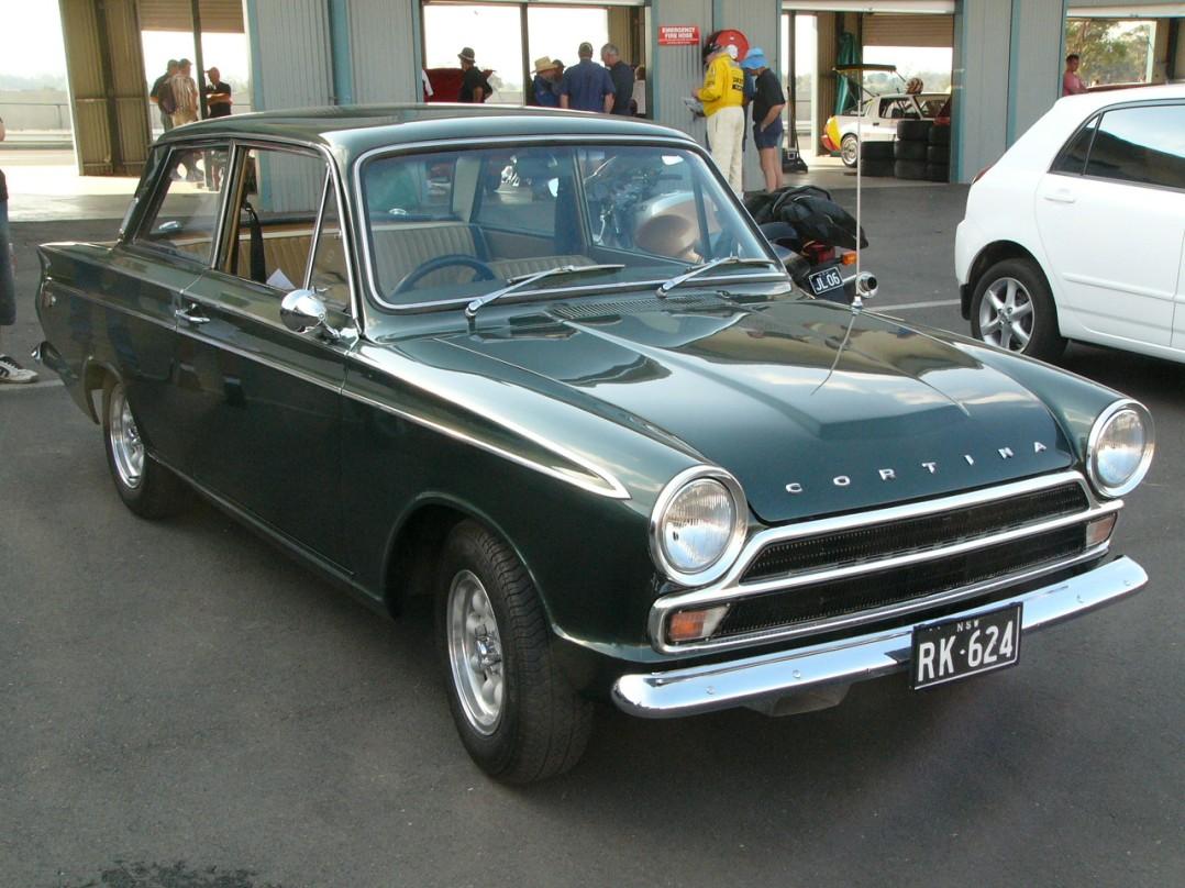 1965 Ford CORTINAGT500