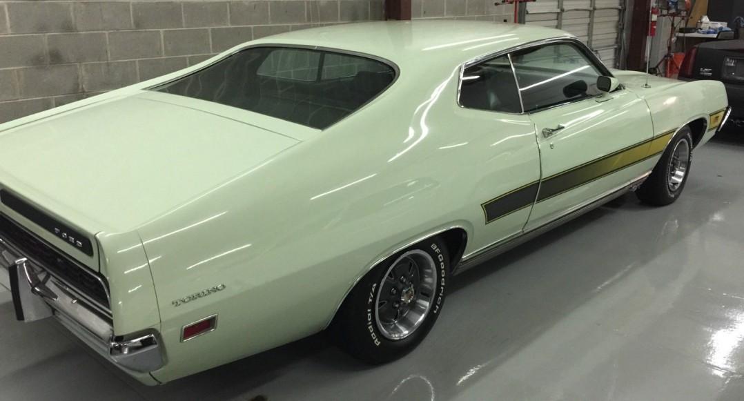 1971 Ford Torino GT 351 4V C6