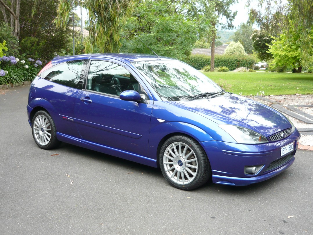 2003 Ford FOCUS ST170