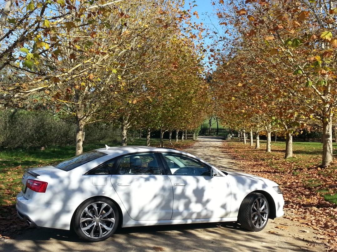 2011 Audi A6 2.8 Quattro Sportline