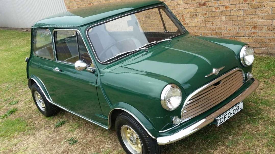 1962 Morris Mini