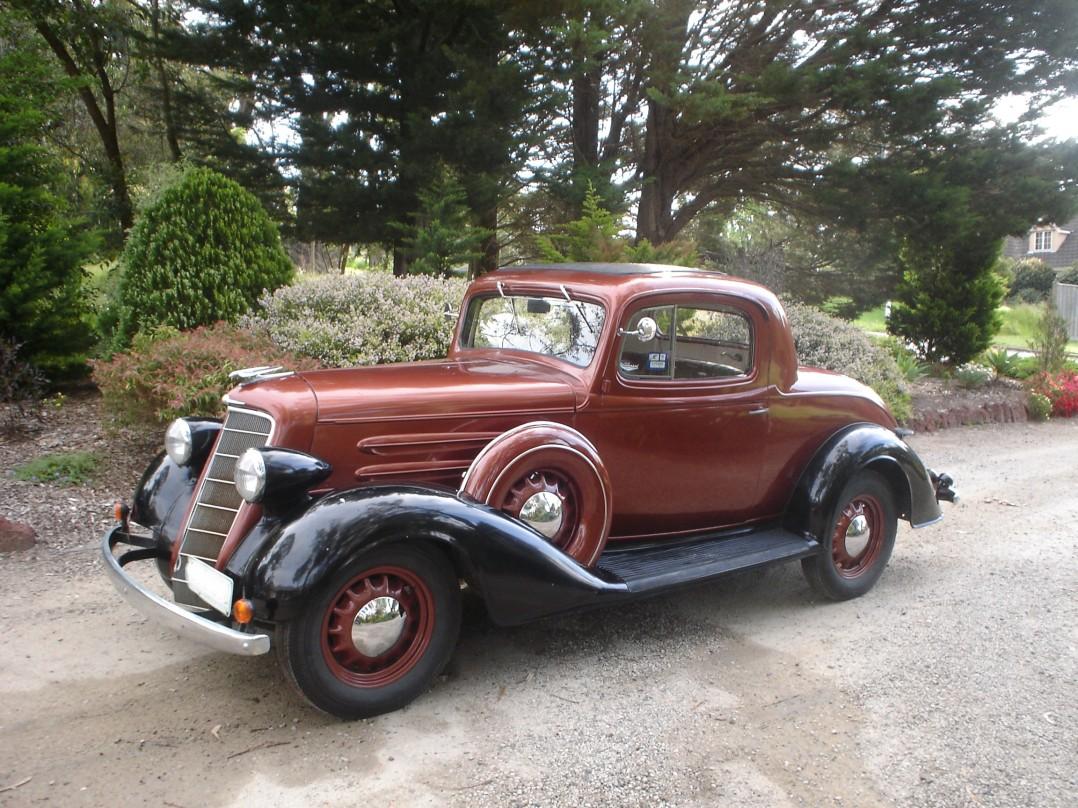 1934 oldsmobile F34