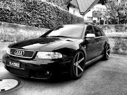 2001 Audi RS4 AVANT QUATTRO