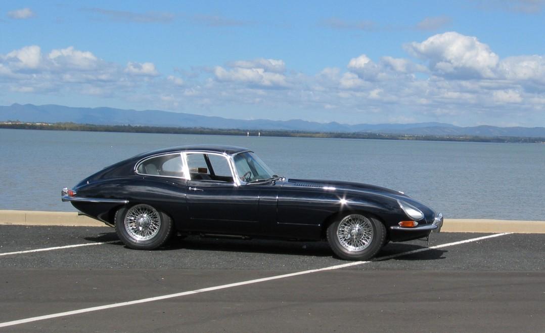 1965 Jaguar E TYPE 4.2