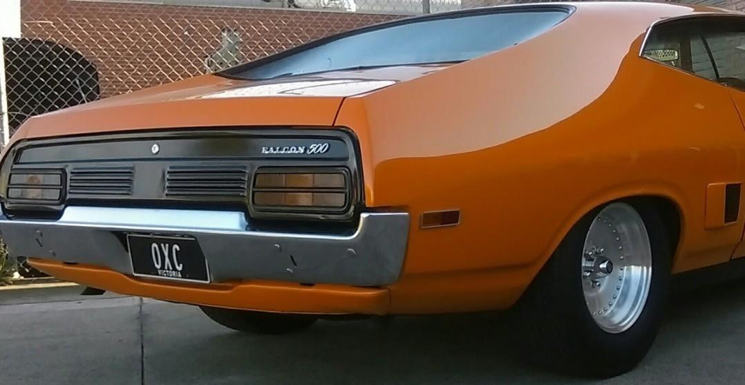 1977 Ford XC FALCON 500