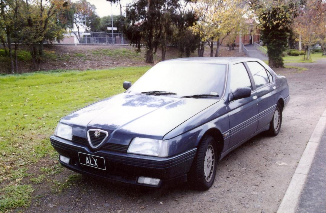 1990 Alfa Romeo 164 3.0 V6