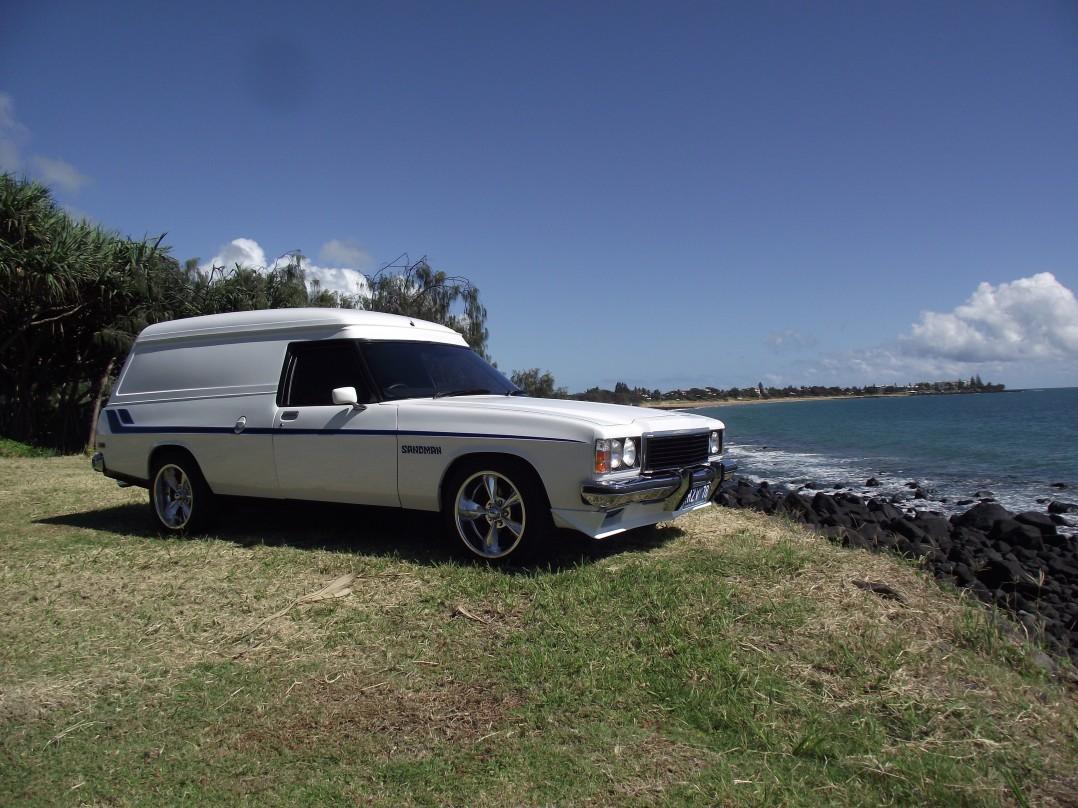 1978 Holden Sandman Panel Van