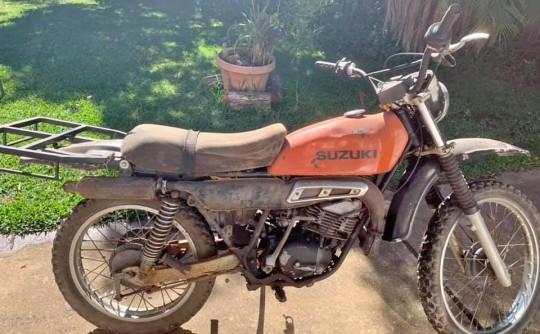 1979 Suzuki 183cc TS185