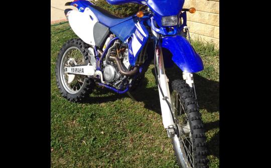 2004 Yamaha 249cc WR250F
