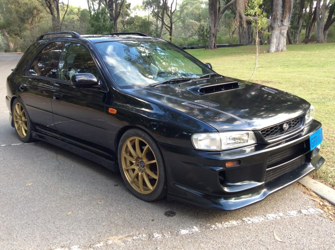 1998 Subaru IMPREZA 2.0i (AWD)