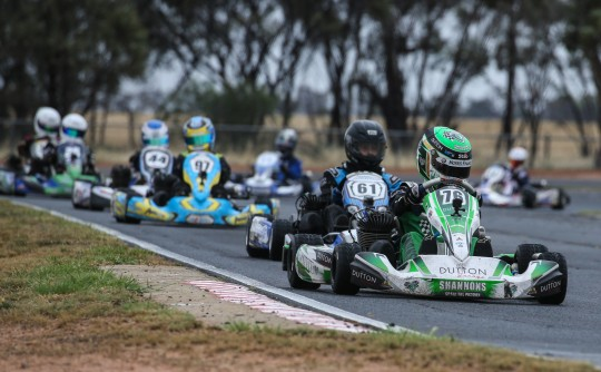 Race Report from Victorian State Cup Swan Hill
