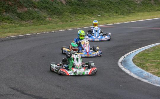Victorian State Championship Race Report - Round 2 KA3 Junior