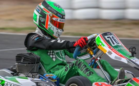 Victorian State Championship Race Report - Round 1 KA3 Junior