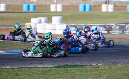 Australian Karting Championship - Monarto SA - Round 3