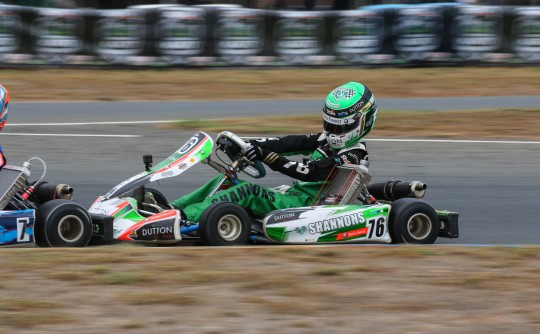 Race Report Round 1 of the Australian Kart Championships