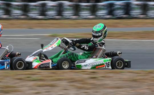 Race Report Round 1 of the Australian Kart Championships