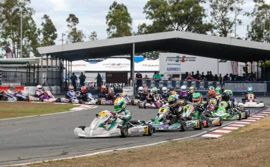 2019 SP Tools Australian Kart Championship - Round 1 - Ipswich