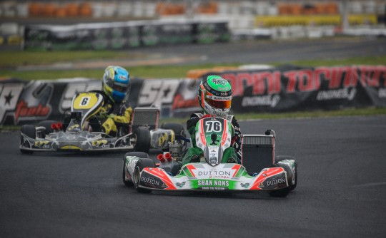 Australian Karting Championship -Albury Vic - Round 3 KA2