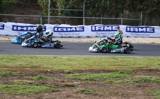 Australian Karting Championships - Geelong Rd 2