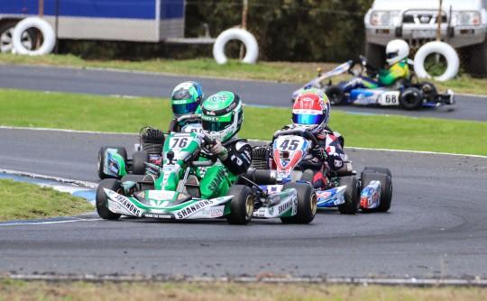 Australian Karting Championship - Geelong Round 2